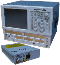 tektronix-csa-8000-with-sampling-module-80e01-sm